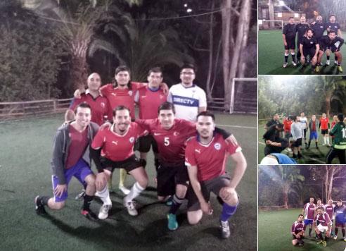 Futbolito Copa Afucap 2019